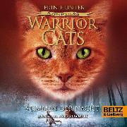 Cover-Bild zu Warrior Cats - Zeichen der Sterne, Stimmen der Nacht (Audio Download) von Hunter, Erin