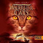 Cover-Bild zu Warrior Cats - Die neue Prophezeiung. Sonnenuntergang (Audio Download) von Hunter, Erin