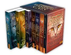 Cover-Bild zu Warrior Cats. Die Macht der drei. Bände 1-6 (eBook) von Hunter, Erin