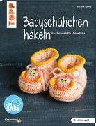 Cover-Bild zu Babyschühchen häkeln (kreativ.kompakt.) von Czerny, Melanie
