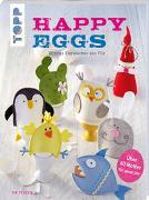Cover-Bild zu Happy Eggs (kreativ.kompakt.) von Pedevilla, Pia