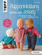 Cover-Bild zu Puppenkleidung nähen aus Jersey (kreativ.kompakt.) von Andresen, Ina