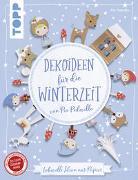 Cover-Bild zu Dekoideen für die Winterzeit von Pia Pedevilla (kreativ.kompakt) von Pedevilla, Pia