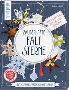 Cover-Bild zu Zauberhafte Faltsterne (kreativ.kompakt) von Schmitt, Gudrun