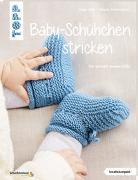 Cover-Bild zu Baby-Schühchen stricken (kreativ.kompakt.) von Spitz, Helga