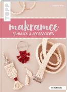 Cover-Bild zu Makramee Schmuck & Accessoires (kreativ.kompakt) von Kirsch, Josephine