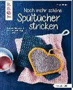 Cover-Bild zu Noch mehr schöne Spültücher stricken (kreativ.kompakt.) von Fischer, Sandra