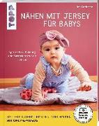 Cover-Bild zu Nähen mit Jersey für Babys (kreativ.startup.) von Andresen, Ina