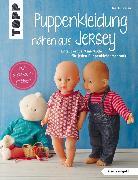 Cover-Bild zu Puppenkleidung nähen aus Jersey (eBook) von Andresen, Ina
