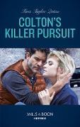 Cover-Bild zu Colton's Killer Pursuit (eBook) von Quinn, Tara Taylor