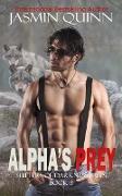 Cover-Bild zu Alpha's Prey (The Shifters of Darkness Falls, #3) (eBook) von Quinn, Jasmin