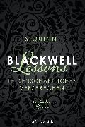 Cover-Bild zu Blackwell Lessons - Leidenschaftliches Versprechen - (eBook) von Quinn, S.