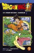 Cover-Bild zu Dragon Ball Super 1 von Akira Toriyama (Original Story),