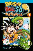 Cover-Bild zu Dragon Ball SD, Band 1 von Akira Toriyama (Original Story),