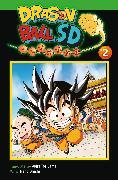 Cover-Bild zu Dragon Ball SD, Band 2 von Akira Toriyama (Original Story),