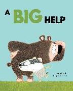 Cover-Bild zu A Big Help von Fehr, Daniel