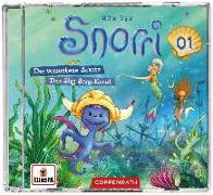 Cover-Bild zu CD Hörspiel: Snorri (CD 1) von Engler, Michael