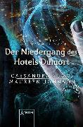 Cover-Bild zu Die Chroniken des Magnus Bane 07. Der Niedergang des Hotels Dumort (eBook) von Clare, Cassandra
