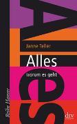 Cover-Bild zu Alles - worum es geht von Teller, Janne