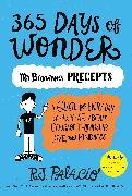 Cover-Bild zu 365 Days of Wonder: Mr. Browne's Precepts (eBook) von Palacio, R. J.