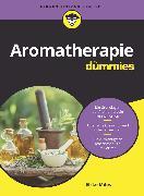 Cover-Bild zu Aromatherapie für Dummies (eBook) von Miles, Elske