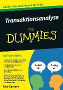 Cover-Bild zu Transaktionsanalyse für Dummies von Gamber, Paul