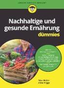 Cover-Bild zu Nachhaltige und gesunde Ernährung für Dummies von Weber, Nina