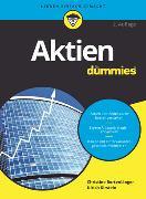 Cover-Bild zu Aktien für Dummies von Bortenlänger, Christine