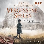 Cover-Bild zu Vergessene Seelen. Ein Fall für Max Heller (Audio Download) von Goldammer, Frank