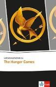 """Cover-Bild zu Lektürewortschatz zu """"The Hunger Games"""""""