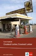 Cover-Bild zu Crooked Letter, Crooked Letter von Franklin, Tom