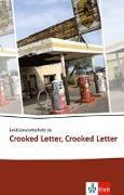 Cover-Bild zu Lektürewortschatz zu Crooked Letter, Crooked Letter von Missel, Lena