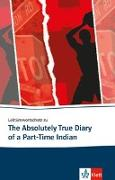 Cover-Bild zu Lektürewortschatz zu The Absolutely True Diary of a Part-Time Indian von Heymann, Franziska