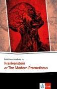 Cover-Bild zu Lektürewortschatz zu Frankenstein or The Modern Prometheus von Heymann, Franziska