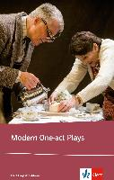 Cover-Bild zu Modern One-Act Plays - NEU von Pinter, Harold