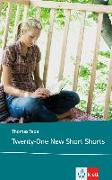 Cover-Bild zu Twenty-One New Short Shorts