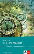 Cover-Bild zu The Time Machine von Wells, Herbert George
