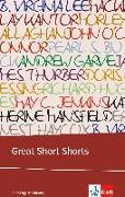 Cover-Bild zu Great Short Shorts von Möllinger, Otto (Hrsg.)