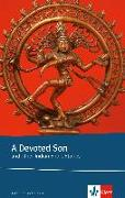 Cover-Bild zu A devoted son and other Indian short stories von Desai, Rushdie