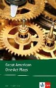 Cover-Bild zu Great American One-act Plays von Souris, Stephen B. (Hrsg.)