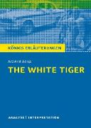 Cover-Bild zu The White Tiger. Königs Erläuterungen (eBook) von Bode, Matthias