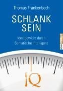 Cover-Bild zu Schlank sein von Frankenbach, Thomas