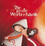 Cover-Bild zu Die große Wörterfabrik (eBook) von de Lestrade, Agnès