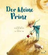 Cover-Bild zu Der kleine Prinz von de Lestrade, Agnés (Nacherz.)