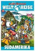 Cover-Bild zu Lustiges Taschenbuch Weltreise 05 von Disney