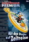 Cover-Bild zu Mit den Ducks auf Zeitreise von Disney