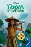 Cover-Bild zu Disney Raya und der letzte Drache: Der Roman zum Film von The Walt Disney Company (Illustr.)