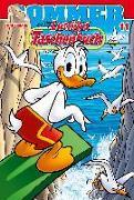 Cover-Bild zu Lustiges Taschenbuch Sommer 11 von Disney