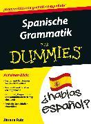 Cover-Bild zu Spanische Grammatik für Dummies (eBook) von Ruiz, Jimena