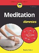 Cover-Bild zu Meditation für Dummies (eBook) von Bodian, Stephan